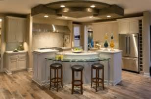 kitchen islands ideas layout iluminacion de cocinas ideas y fotos