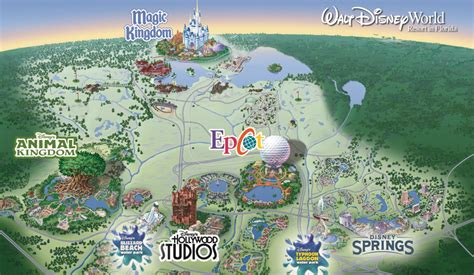 disney world orlando map with hotels walt disney world holidays 2018 2019 kenwood travel