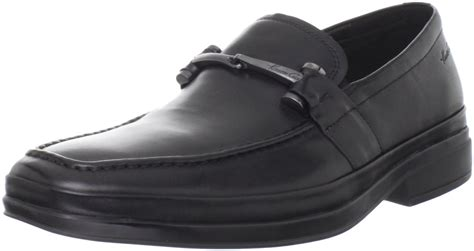 mens summer loafers kenneth cole new york mens summer walk loafer in black for