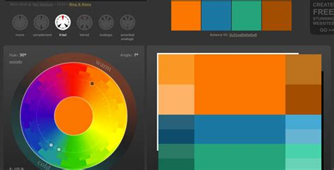 colour scheme designer 7 color scheme generators to help pick the perfect palette
