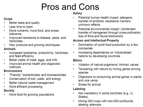 pros and cons of cats bellringer december 3 2013 is genetic engineering a new