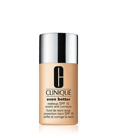 Foundation Clinique even better makeup spf15 clinique