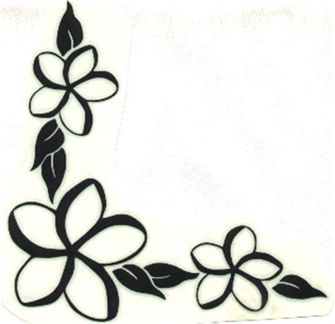 corner sun coloring page how to draw plumeria flower