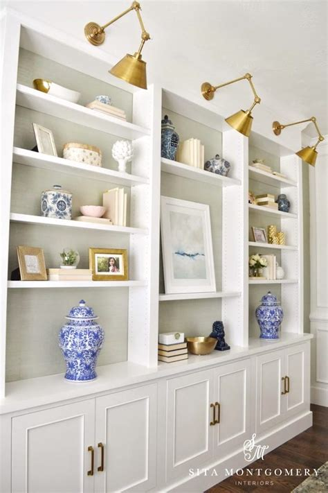 home bookshelves creative ways to incorporate built in cabinetry