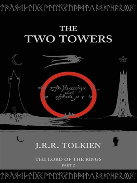 libro the two towers lord the lord of the rings the two towers book www imgkid com the image kid has it