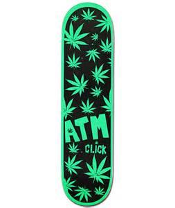 marijuana skateboard deck atm one hit 8 0 quot print skateboard deck at