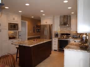 Kitchen Backsplashes With Granite Countertops by Alexandria Kitchen Transitional Kitchen Other Metro