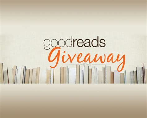 Goodreads Giveaways - goodreads giveaways welcome to alexa bloom s author site