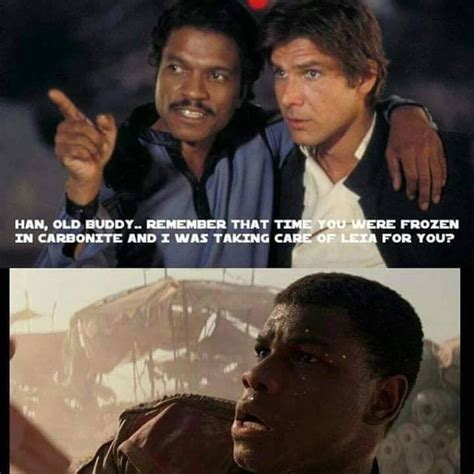 Lando Calrissian Meme - swc star wars meme thread page 99 jedi council forums