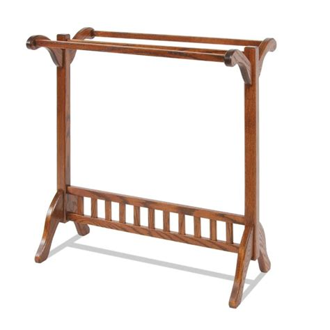 mission quilt rack amish handcrafted solid hardwood
