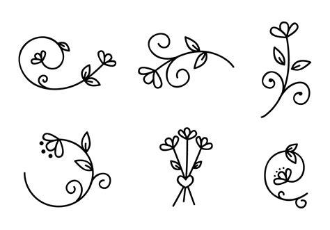 free vector graphics design elements vector graphics free floral elements vector download free vector art