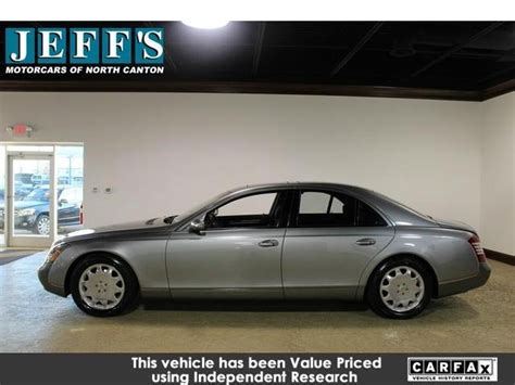 kelley blue book classic cars 2004 maybach 57 regenerative braking 2004 maybach 57 cars for sale