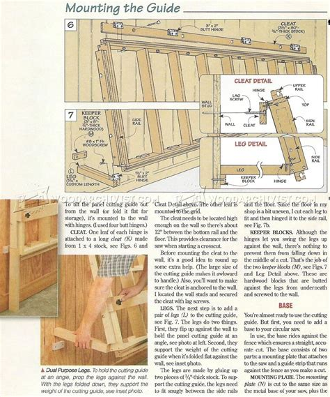 panel saw woodworking plan vertical panel saw plans woodarchivist