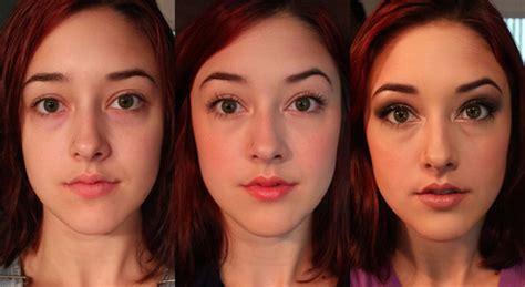 Make Up Just Miss 劇的 びっくり こんなにも化粧で変身できるんです 画像アリ