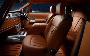 Inside Rolls Royce Phantom 2012 Rolls Royce Phantom Coupe Interior Photo 4
