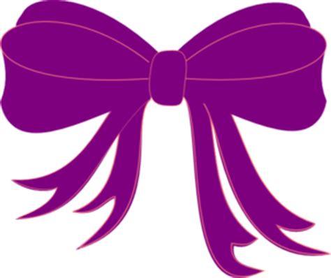 Purple Ribbon Clipart   ClipArt Best