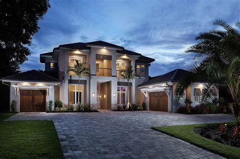 modern florida house plans south florida designs coastal contemporary great room