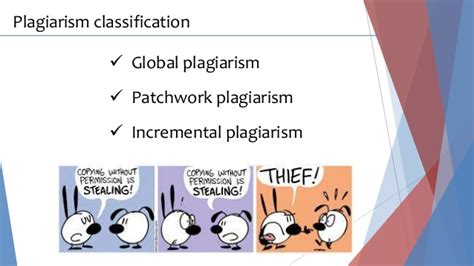 Patchwork Plagiarism - ethics in speaking pesentation
