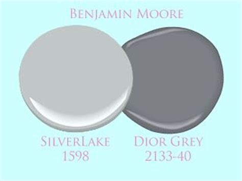 benjamin moore dior gray bm silver lake dior gray paint colors pinterest