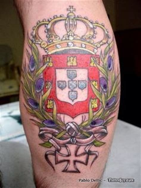 portuguese cross tattoo portuguese cool things portuguese