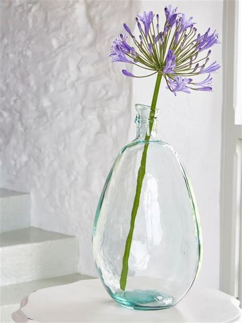 Recycled Glass L Base by Recycled Glass Bottle L