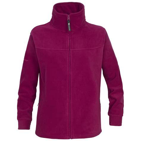 Jaket Fleece Korea Zipper Pria trespass sueded airtrap yolandi womens zip fleece jacket ebay