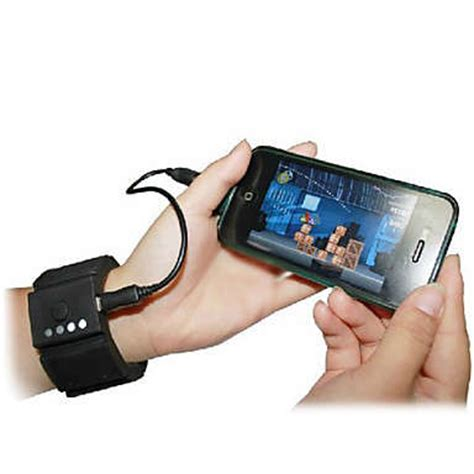 wrist wearable phone chargers portable battery