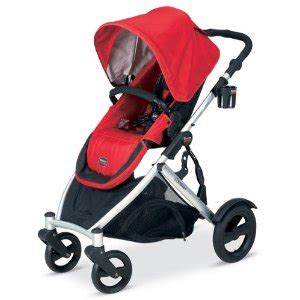 britax b ready stroller review