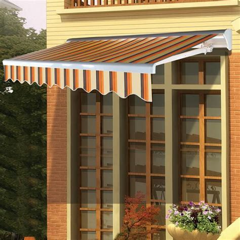 Aluminium Shade Awnings by Window Awnings Outdoor Balcony Porch Awning Carport Sun