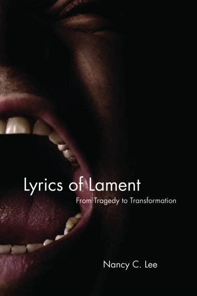 resourcing theological anthropology a constructive account of humanity in the light of books lyrics of lament from tragedy to transformation