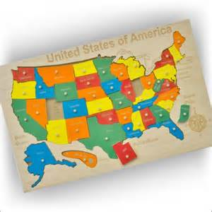 usa map crossword puzzle usa map wooden puzzle