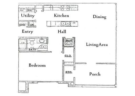 Veranda Floor Plan by Veranda Apartments 501 Cb Rincon Ga