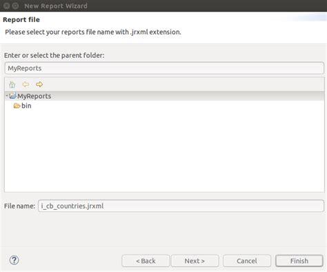 jasper report template creando informes en java con jasperreports desde