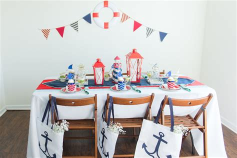 nautical baby shower decorations for home 28 images