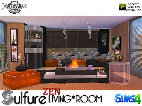 zen living rooms jomsims sulfure zen living room