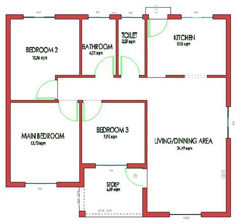 Nhe House Plans Otjimburu National Housing Enterprise