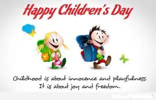 happy children s day 2016 quotes sms wishes press news release