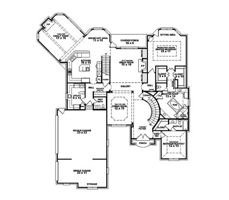 english manor house plans english manor house floor plans