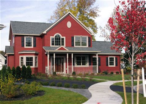 houses with red siding siding trim gutters fredericksburg siding universe siding universe