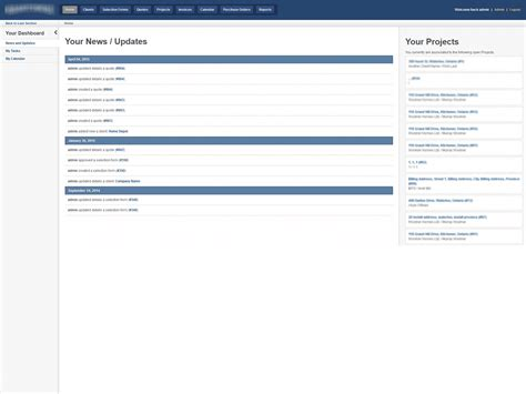 php based enterprise resource planning erp development
