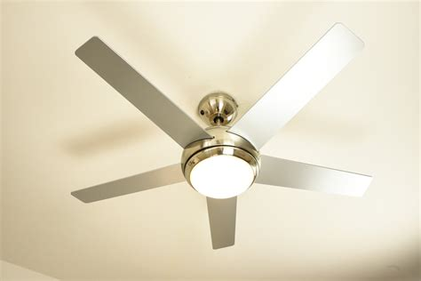 ceiling fan fresco brushed nickel silver with remote