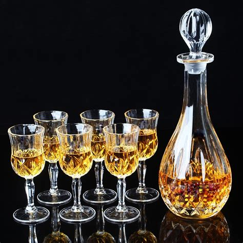 whiskey barware china whiskey glass sets factory unusual whisky glasses glassware for whiskey supplier