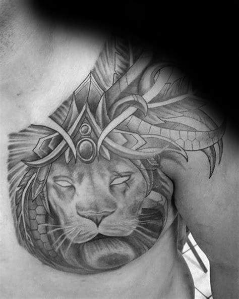 lion shoulder tattoos for men collection of 25 on shoulder for