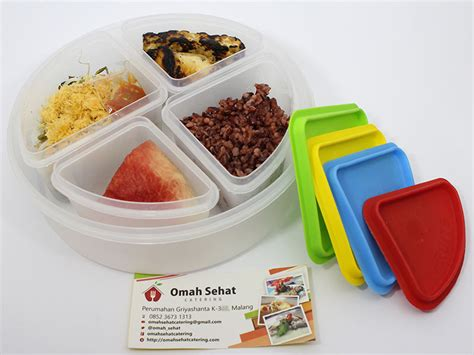 Catering Diet Sby 1 paket catering diet harian malang omah sehat catering