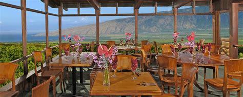 Home Design Plans kula lodge amp restaurant kula maui upcountry maui