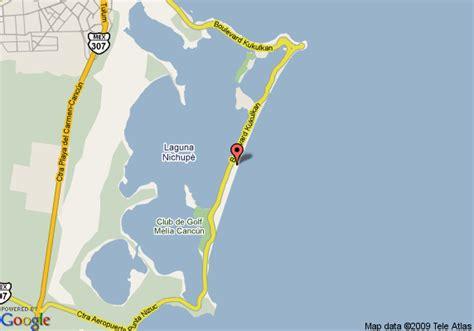 palace resort cancun map map of cancun palace cancun