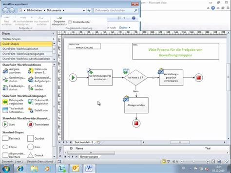 sharepoint 2010 visio services demovideo workflow mit sharepoint 2010 visio sharepoint