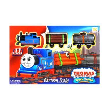 Track Set Kereta Besar 115 Pcs jual track world mainan anak harga kualitas terjamin blibli