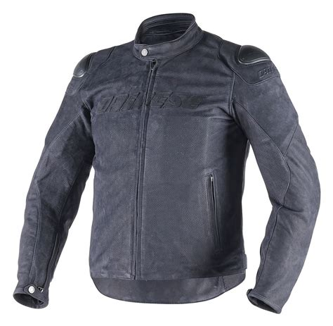 perforated leather motorcycle jacket dainese street rider perforated leather jacket revzilla