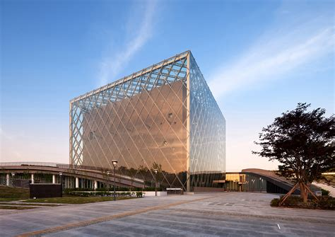www architecture com gallery of the presidential archive of korea samoo